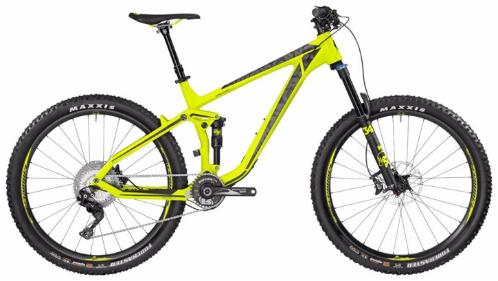 Mountainbike Bergamont BGM Bike Trailster 10.0 2017