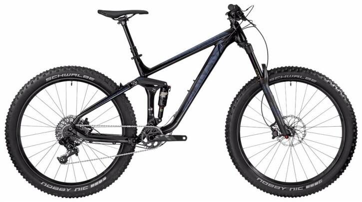 Mountainbike Bergamont BGM Bike Trailster 7.0 Plus 2017