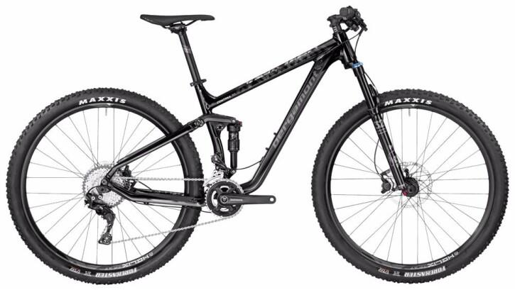 Mountainbike Bergamont BGM Bike Contrail 7.0 2017