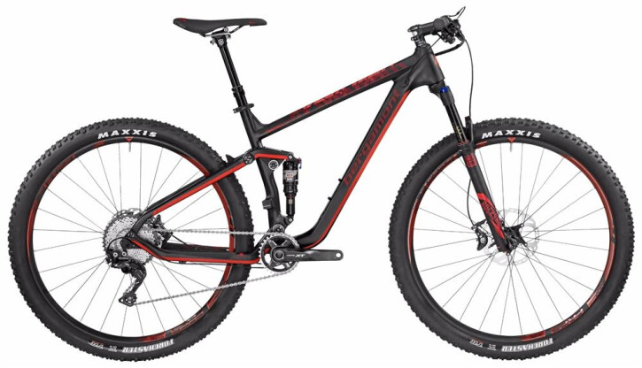 Mountainbike Bergamont BGM Bike Contrail 10.0 2017