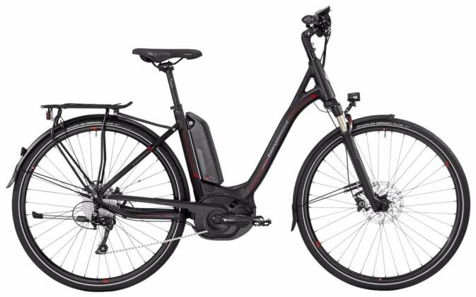 E-Bike Bergamont BGM Bike E-Horizon 8.0 Wave 2017