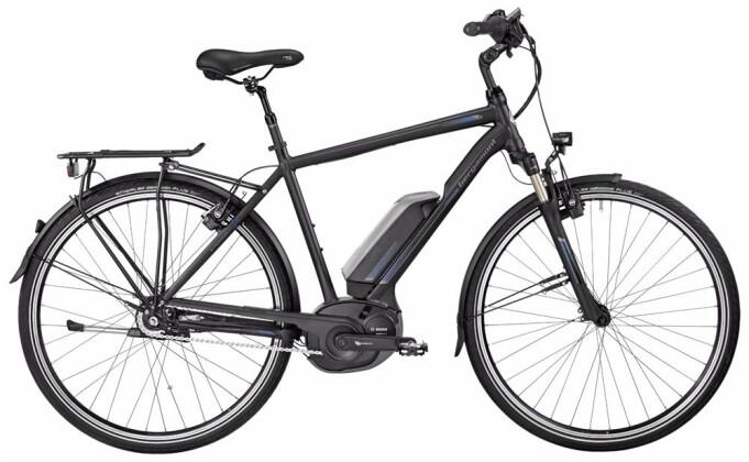E-Bike Bergamont BGM Bike E-Horizon N8 CB 500 Gent 2017