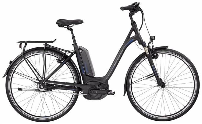 E-Bike Bergamont BGM Bike E-Horizon N8 FH 500 Wave 2017