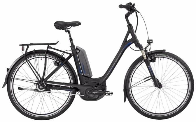 E-Bike Bergamont BGM Bike E-Horizon N8 FH 400 Wave 26 2017