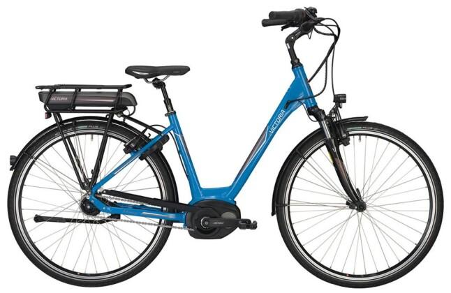 E-Bike Victoria e Trekking 7.4 2017
