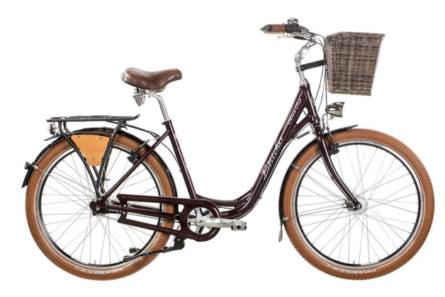 Citybike Böttcher Caluna Club 2017