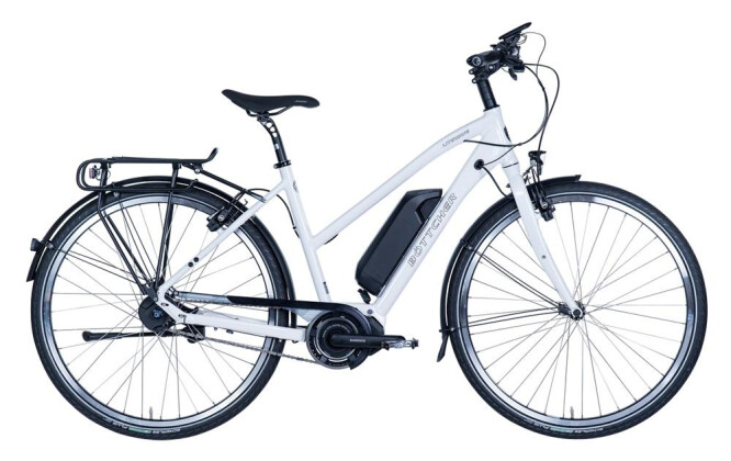 E-Bike Böttcher Litewave 2017