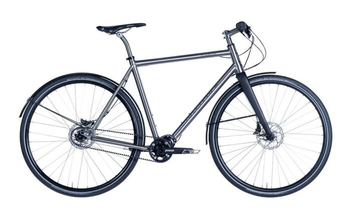 Urban-Bike Böttcher Titanium 2017