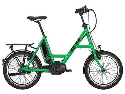 i:SY DrivE S8 grün
