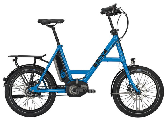 E-Bike i:SY DrivE S8 ZR 2017
