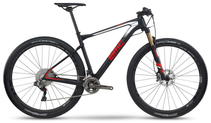Mountainbike BMC Teamelite 01 XTR Di2 2017