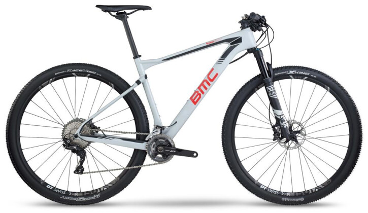 Mountainbike BMC Teamelite 01 XT 2017