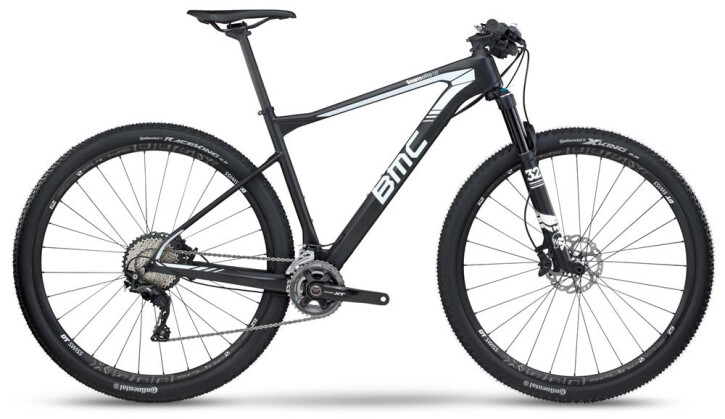 Mountainbike BMC Teamelite 02 XT 2017