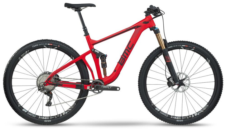 Mountainbike BMC Speedfox 01 XT/XTR 2017