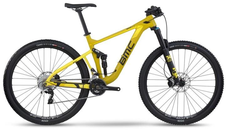 Mountainbike BMC Speedfox 02 SLX/XT 2017