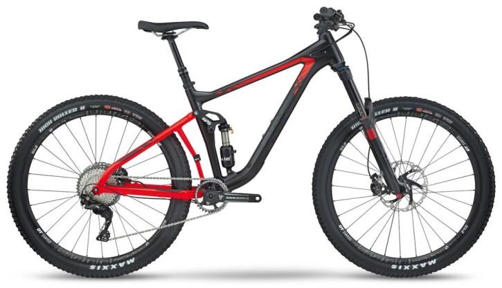 Mountainbike BMC Speedfox 02 Trailcrew XT 2017