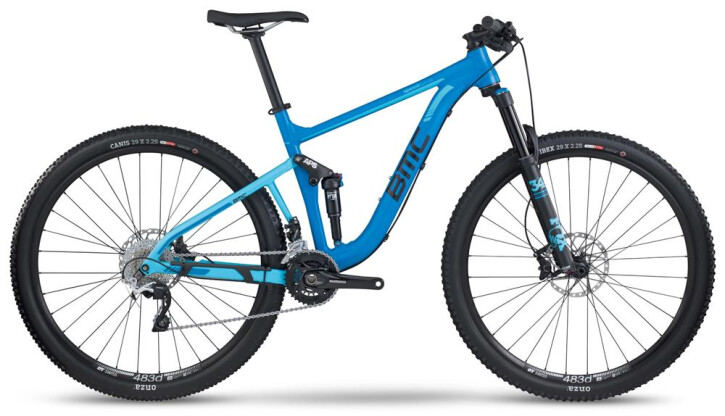 Mountainbike BMC Speedfox 03 SLX/XT 2017