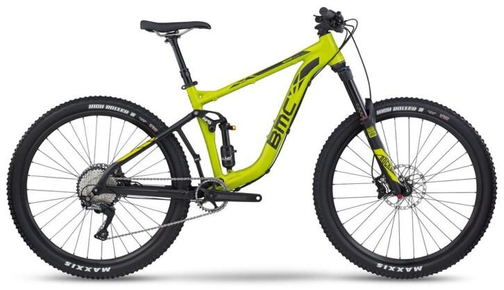 Mountainbike BMC Speedfox 03 Trailcrew SLX 2017
