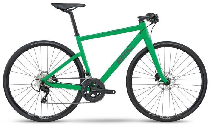 Crossbike BMC Alpenchallenge AC01 105 2017
