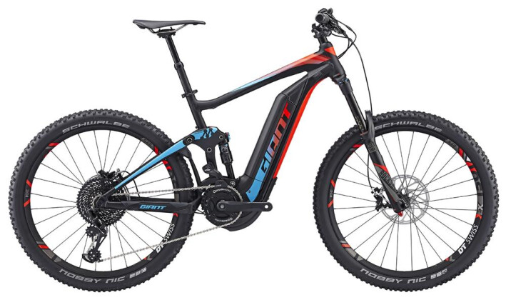 E-Bike GIANT Full-E+ 0 SX 2017