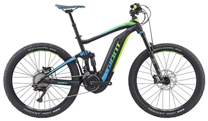 E-Bike GIANT Full-E+ 1 LTD-B 2017