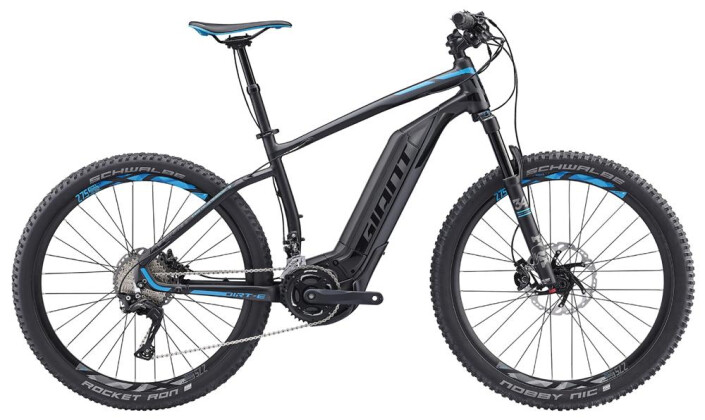 E-Bike GIANT Dirt-E+ 0 2017