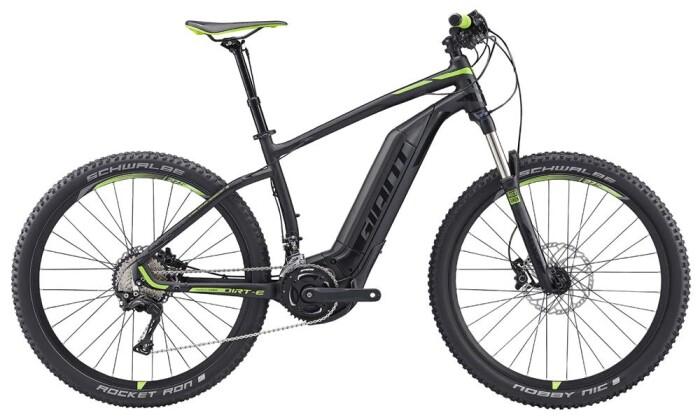 E-Bike GIANT Dirt-E+ 0.5 LTD 2017