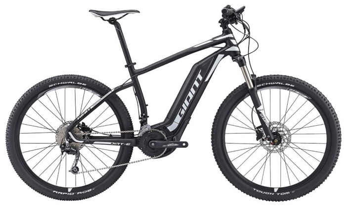 E-Bike GIANT Dirt-E+ 2 Power LTD 2017