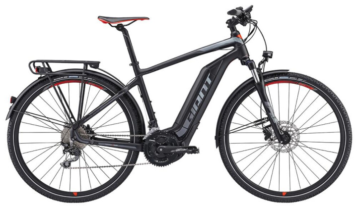 E-Bike GIANT Explore E+ 1 Power LTD 2017
