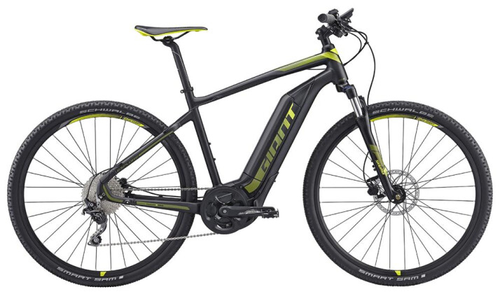 E-Bike GIANT Explore E+ 2 2017