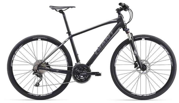 Crossbike GIANT Roam 0 LTD 2017