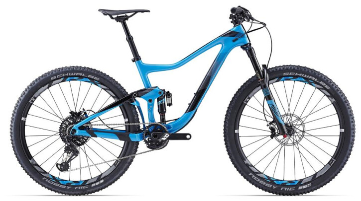 Mountainbike GIANT Trance Advanced 0 2017