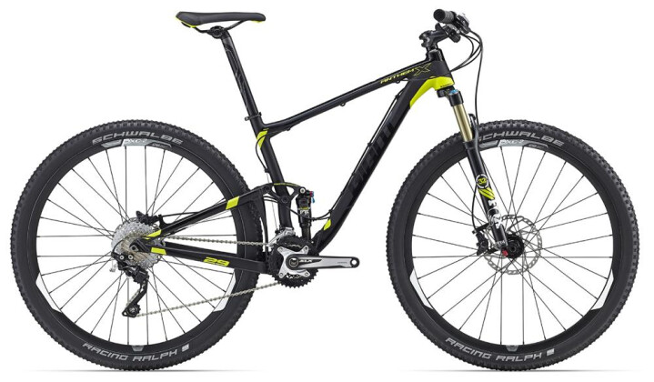 Mountainbike GIANT Anthem X 29er 2017