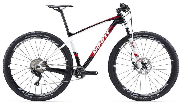 Mountainbike GIANT XtC Advanced 29er 1 2017