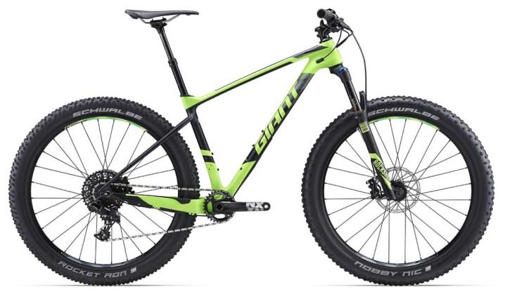 Mountainbike GIANT XtC Advanced + 2 2017