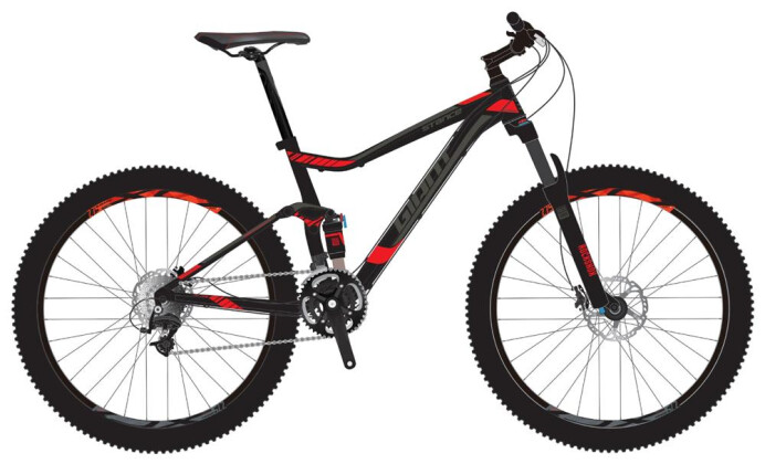 Mountainbike GIANT Stance 0 LTD 2017