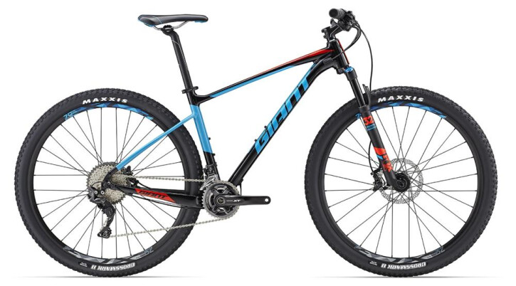 Mountainbike GIANT Fathom 29er 0 LTD 2017