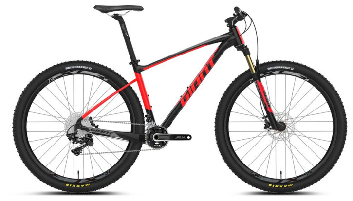 Mountainbike GIANT Fathom 29er 1 LTD-B 2017