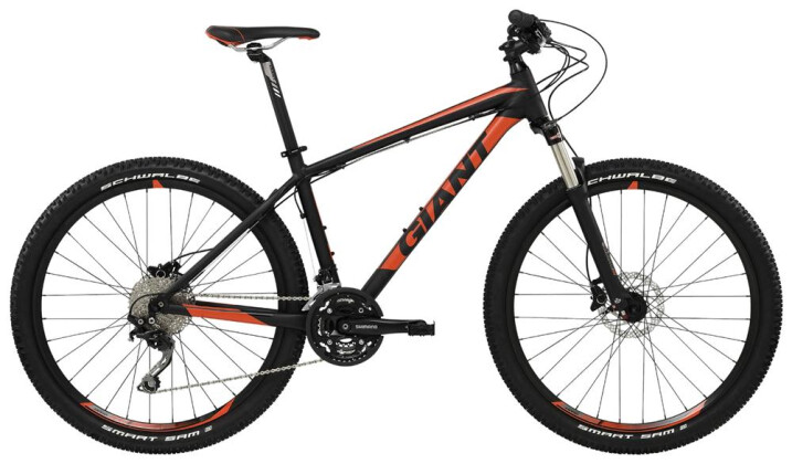 Mountainbike GIANT Talon 1 LTD-A 2017