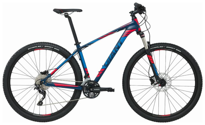 Mountainbike GIANT Talon 29er LTD 2017