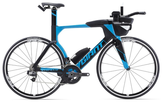 Rennrad GIANT Trinity Advanced Pro 0 2017