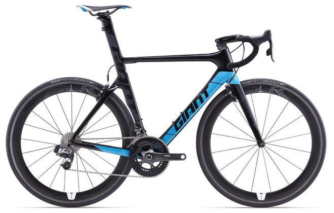 Rennrad GIANT Propel Advanced SL 0 2017