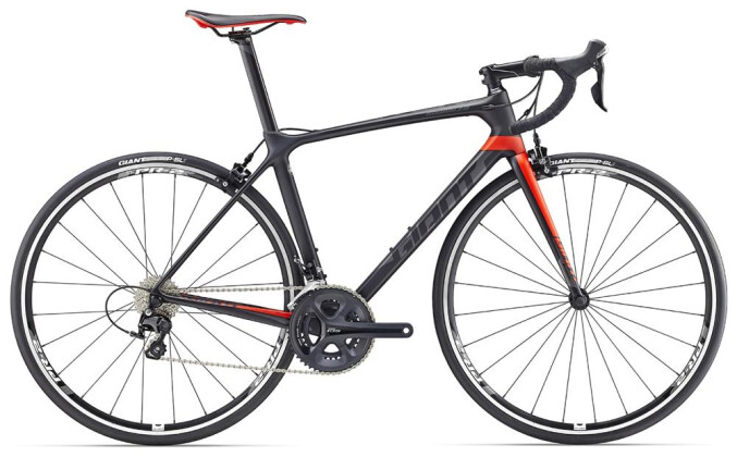 Rennrad GIANT TCR Advanced 2 2017