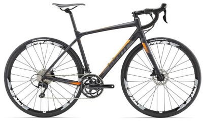 Rennrad GIANT Contend SL 1 Disc LTD