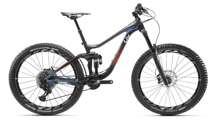 Mountainbike Liv Hail Advanced 0 2017
