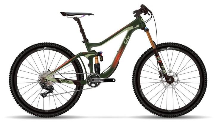 Mountainbike Liv Hail Advanced 1 2017
