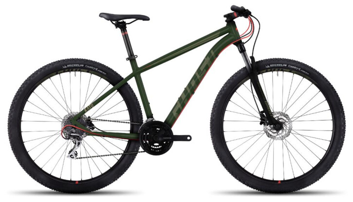 Mountainbike Ghost Kato 2 AL 29 2017
