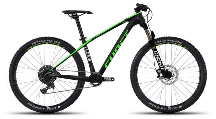 Mountainbike Ghost LECTOR Kid 6 LC 26 2017