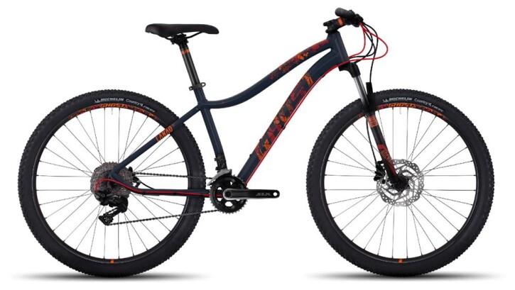 Mountainbike Ghost Lanao 7 AL 27,5 2017