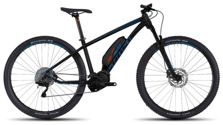 E-Bike Ghost Hybride Kato 4 AL 29 2017